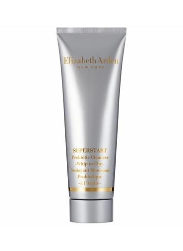 Elizabeth Arden Elizabeth Arden Superstart Probiotıc Cleanser Whip To Clay Gözenek Küçültücü Köpük Temizleyici 30 Ml Renksiz
